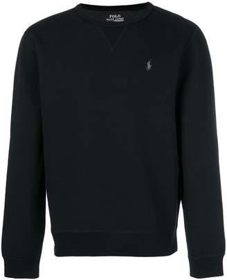 Polo Ralph Lauren embroidered logo sweatshirt