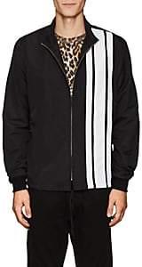 NSF Men's Striped Tech-Twill Jacket