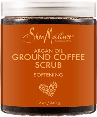 SheaMoisture Argan Oil Coffee Scrub $14.99 thestylecure.com