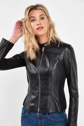 HUGO Womens Liras Jacket - Black