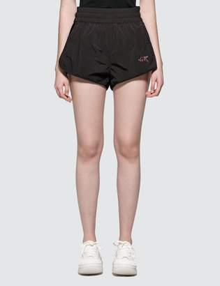 Alexander Wang Alexander Wang.T Washed Nylon Shorts