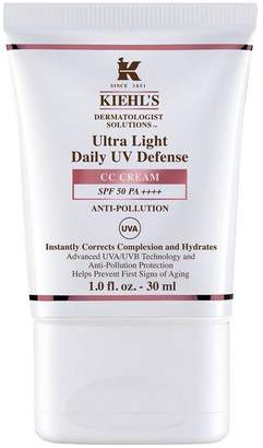Kiehl's Ultra Light Daily UV Defence CC Cream in Shade 1 30ml