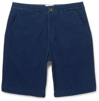 Oliver Spencer Cotton-Jersey Drawstring Shorts