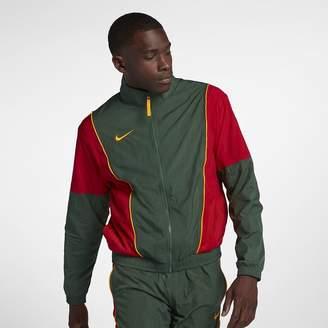 Nike Throwback Men's Tracksuit Basketball Jacket