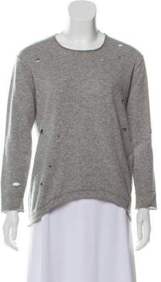 Generation Love Distressed Cashmere Sweater