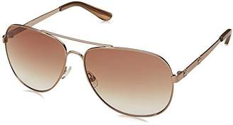Juicy Couture Women's Ju 589/s Aviator Sunglasses