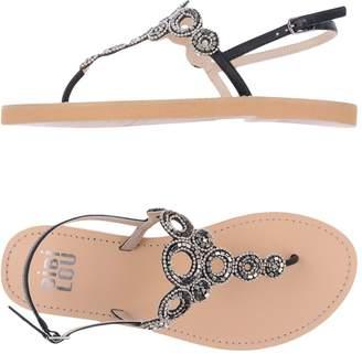 Bibi Lou Toe strap sandals - Item 11347236KC