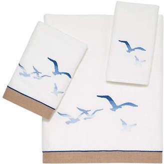 Avanti Seagulls Fingertip Towel