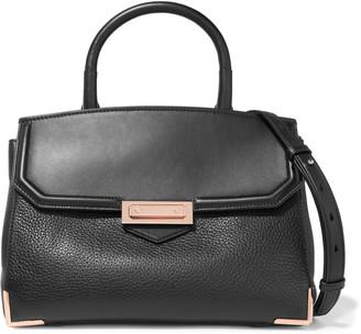 Alexander Wang Marion large textured-leather shoulder bag $875 thestylecure.com