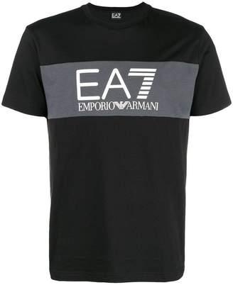 Emporio Armani Ea7 basic logo T-shirt