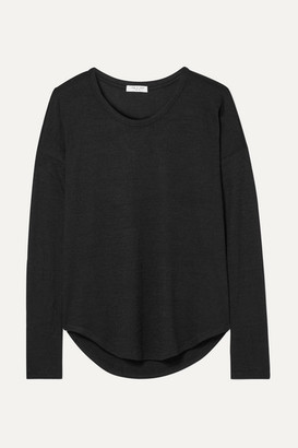 Rag & Bone Hudson Stretch-jersey Top - Black