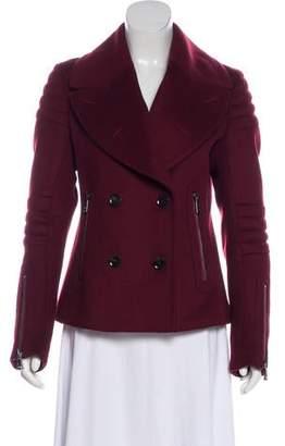 Belstaff Wool Double-Breasted Jacket
