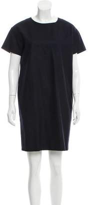 Proenza Schouler Wool-Cashmere Shift Dress
