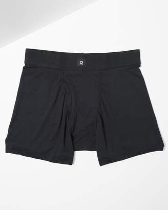 7 For All Mankind Richer Poorer Lewis Preimum Boxer Briefs in Black