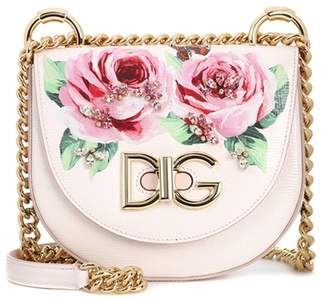 Dolce & Gabbana Wifi leather shoulder bag