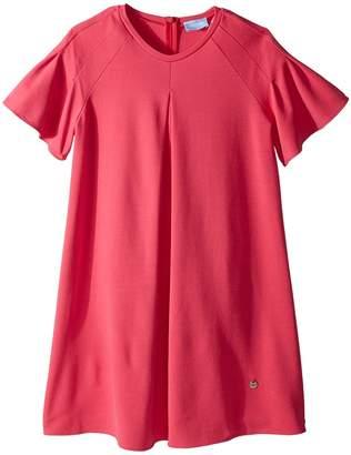 Lanvin Kids Jersey Flare Dress Girl's Dress