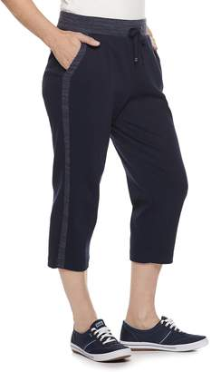 Croft & Barrow Women's Extra Soft Capris