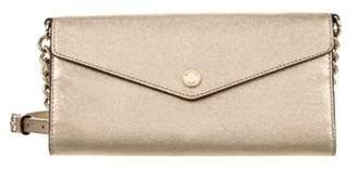 MICHAEL Michael Kors Metallic Leather Bag
