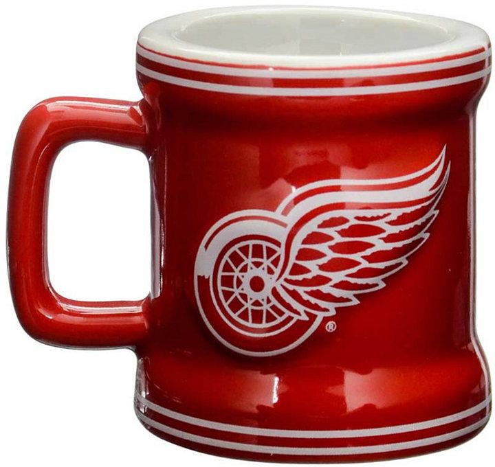 Boelter Brands Detroit Red Wings 2 oz. Mini Mug Shot Glass