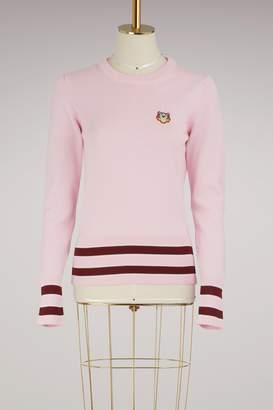 Kenzo Tiger cotton sweater