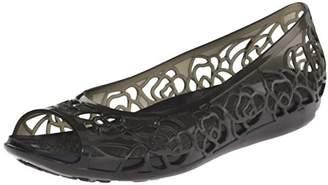 Crocs Women's Isabella Jelly Flat W Ballet