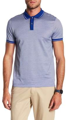 BOSS Phillipson Colorblock Polo Shirt