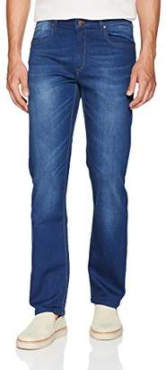 Comfort Denim Outfitters Men's Regular Fit Jeans - Spring Summer 32Wx34L2