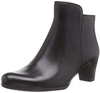 Ecco Alliston, Women's Chelsea Ankle Boots, Black (Black), (38 EU)