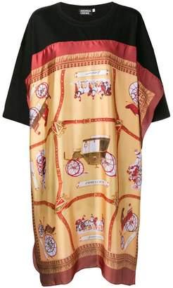 Andrea Crews oversized T-shirt dress