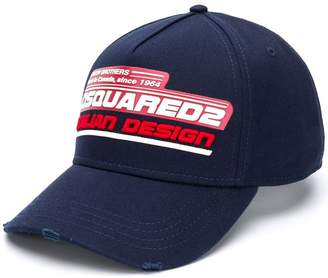 DSQUARED2 .logo cap