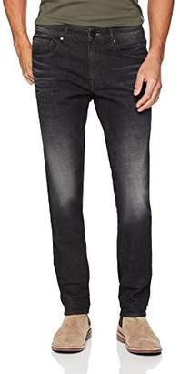 Denim Garage Classics Men's Slim-Fit Stretch Jean 34X36