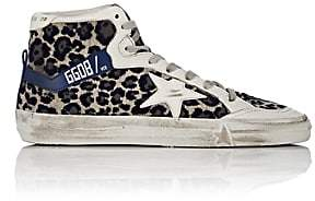 Golden Goose Women's 2.12 Chenille & Leather Sneakers