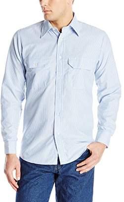 R&K Red Kap Men's RK Deluxe Uniform Shirt