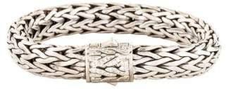 John Hardy Diamond Classic Chain Bracelet