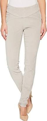 Jag Jeans Women's Olive Skinny Pull on Pant in Soft Touch Velveteen