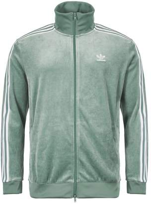Track Top - Green