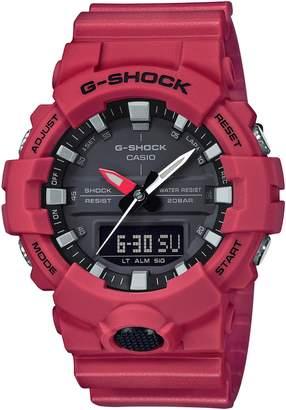 G-Shock BABY-G Front Button Ana-Digi Resin Watch, 48.6mm