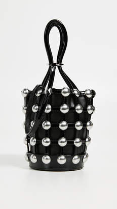 Alexander Wang Roxy Cage Mini Bucket