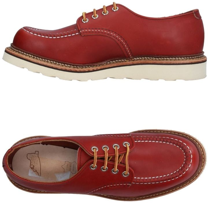 Red Wing Shoes RED WING SHOES Lace-up shoes