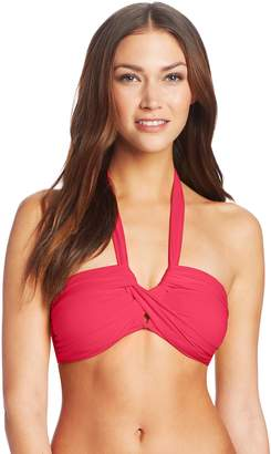 Seafolly Women's Goddess Bandeau Bikini Top