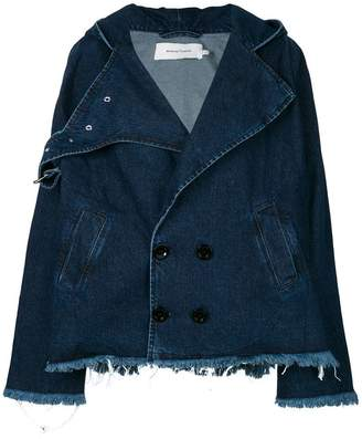 Marques Almeida Marques'almeida oversized denim jacket