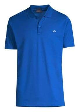 Paul & Shark Smart Knitted Polo Shirt