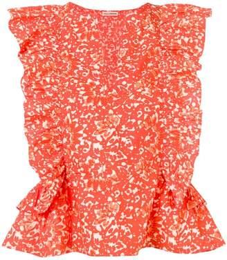 Ulla Johnson scalloped sleeveless top