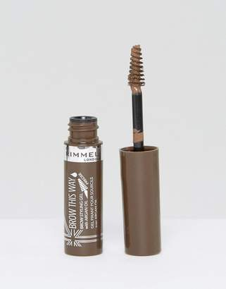 Rimmel London Rimmel Brow This Way with Argan Oil $7.50 thestylecure.com
