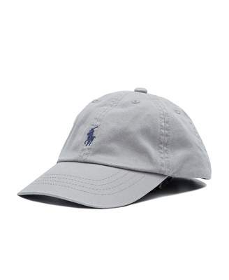 ee6dc8d680c Polo Ralph Lauren Childrenswear Classic Logo Cap Colour  GREY
