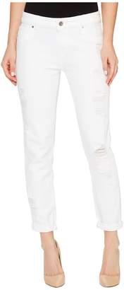 DL1961 Davis Slim Boyfriend Jeans in Voyager Women's Jeans