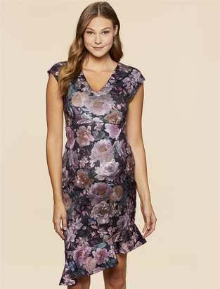 Jessica Simpson Motherhood Maternity Sheath Maternity Dress