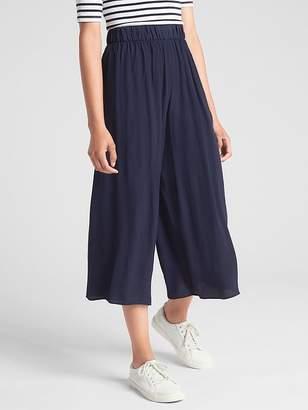 Gap Crop Wide Leg Pants