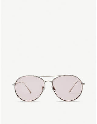 Gentle Monster Ranny Ring monel and titanium sunglasses