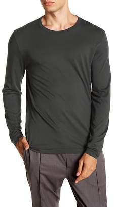 Vince Raw Edge Long Sleeve Shirt